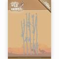 Amy Design Snijmal Wild Animals Outback Bamboo ADD10204
