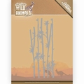 Amy Design Snijmal Wild Animals Outback Bamboo ADD10204