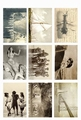 Reprint Vintage Toppers By the Sea KP0032