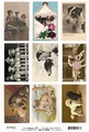 Reprint Vintage Toppers Dogs KP0018