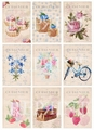 Reprint Vintage Toppers Summer Times KP0050