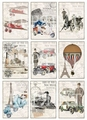 Reprint Vintage Toppers Time for Travel KP0053