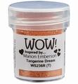 WOW Embossing Poeder Glitter Tangerine Dream WS236R