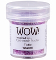 WOW Embossing Poeder Glitter Tickle WS204R