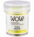 WOW Embossing Poeder Glitter Sorbet WS203R