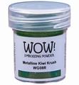 WOW Embossing Poeder Metalline Kiwi Krush WG08R