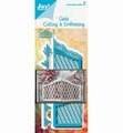 Joy Crafts Snijmal Poort 6002/1499
