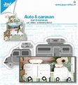 Joy Crafts Snijmal Auto & Caravan 6002/1480