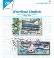 Joy Crafts Snijmal Waterlijnen & Bubbels 6002/1477