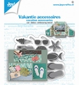 Joy Crafts Snijmal Vakantieaccesssoires 6002/1476