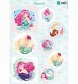Marianne Design Knipvel Mermaids VK9588