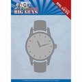 Yvonne Creations Die Big Guys - Watch YCD10206