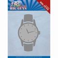 Yvonne Creations Die Big Guys - Watch YCD10206