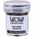 WOW Embossing Poeder Colour Blends Black Magic WL25X