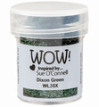 WOW Embossing Poeder Colour Blends Dixon Green WL35X