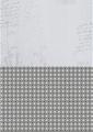 Nellie Snellen Achtergrondvel Black Stripes NEVA019*