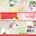Precious Marieke Paperpack Delicate Flowers PMPP10027