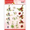 Precious Marieke knipvel Delicate Flowers - Poppy CD11489