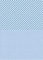 Nellie Snellen Achtergrondvel Blue Squares NEVA012*