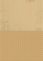 Nellie Snellen Achtergrondvel Brown Stripes NEVA004