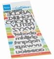 Marianne Design Craftables Alphabet Jounal CR1513
