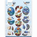 Amy Design knipvel Underwater World - Fish CD11498