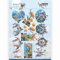 Amy Design knipvel Underwater World - Sea Animals CD11497