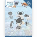 Amy Design Snijmal Underwater World Ocean Animals ADD10212