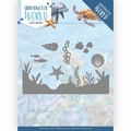Amy Design Snijmal Underwater World Sea Life ADD10211