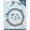 Amy Design Snijmal Underwater World Porthole ADD10210