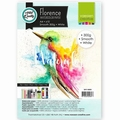 Vaessen Florence Watercolor Paper White 2911-8003