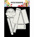 Dutch Doobadoo Box Art Ice Cream Set 470.713.064