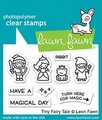Lawn Fawn Clear Stamp Tiny Fairy Tales LF2325