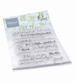 Marianne Design clear stamp Opkikkers by Marleen CS1065