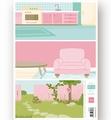 Marianne Design Knipvel Eline's Dog - Cat Background AK0078