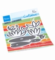 Marianne Design Craftables Water Lilies by Marleen CR1515