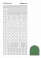 Hobbydots Sticker - Mirror - Green STDM142