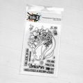 Ink On 3 Clear Stamp Magical Unicorn IO3987678