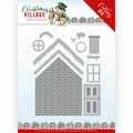 Yvonne Creations Die Village - Build Up House YCD10209