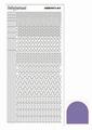 Hobbydots Sticker - Mirror - Purple STDM139