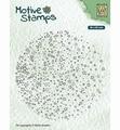 Nellie Snellen Texture Clear Stamp Stars TXCS019