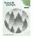 Nellie Snellen Texture Clear Stamp Forest TXCS017