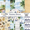 Scrapboys Papierblok Summer Breeze SUBR-09