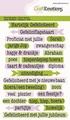 Craft Emotions Clear Stamp Tekst Gefeliciteerd 130501/1318