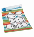 Marianne Design Craftables Envelop set by Marleen CR1518