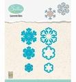 Nellie Snellen Layered Dies Snowflakes LDSF003