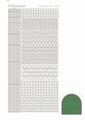 Hobbydots Sticker - Mirror - Green STDM092 per vel