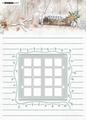 Studio Light Cutting & Embos. Folder Winter Charm EMBWC08