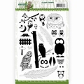 Amy Design Clear Stamp Amazing Owls ADCS10070