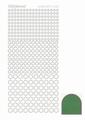 Hobbydots Sticker - Mirror - Green STDM082